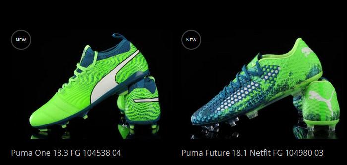 Puma futballcipő