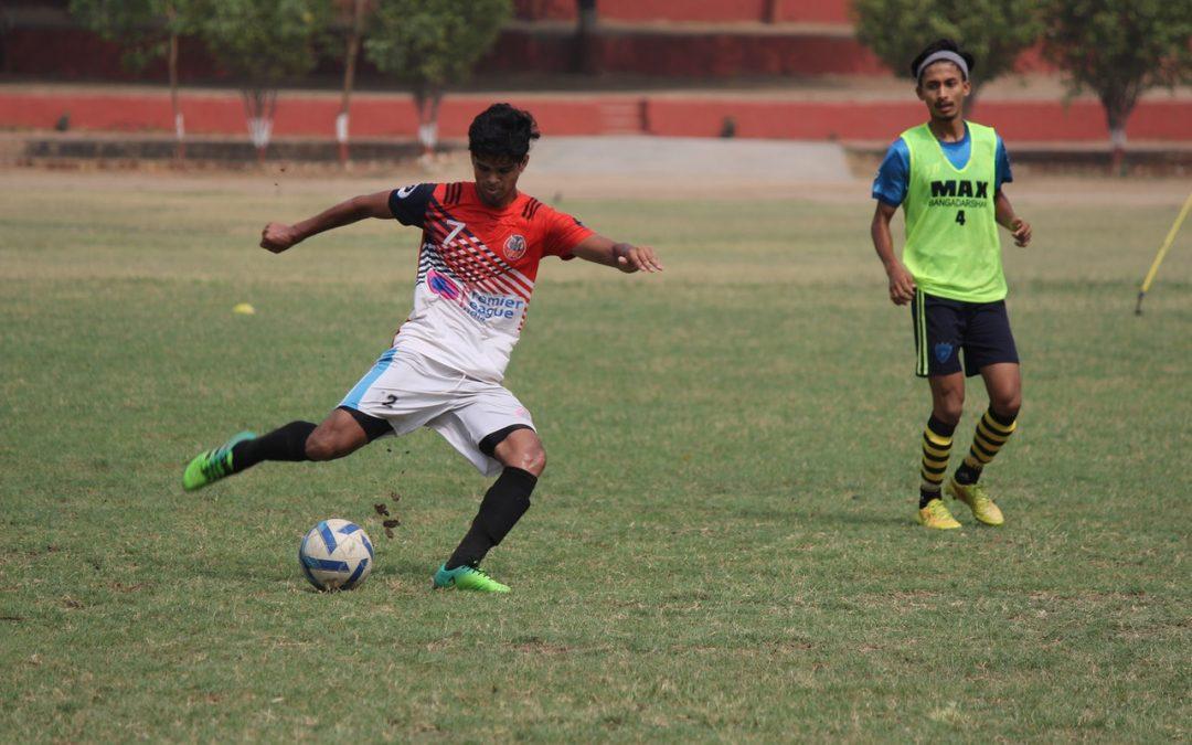 Potrebnosti futbalového vybavenia